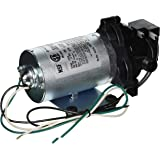 SHURflo Industrial Pump - 198 GPH, 115 Volt, 1/2in, Model# 2088-594-154