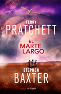 El Marte Largo (La Tierra Larga 3) (Spanish Edition)