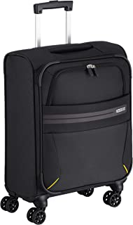 American Tourister Pikes Peak 4 Roues 55/20 Bagage Cabine, 55 cm, 40 L, Volcanic Noir