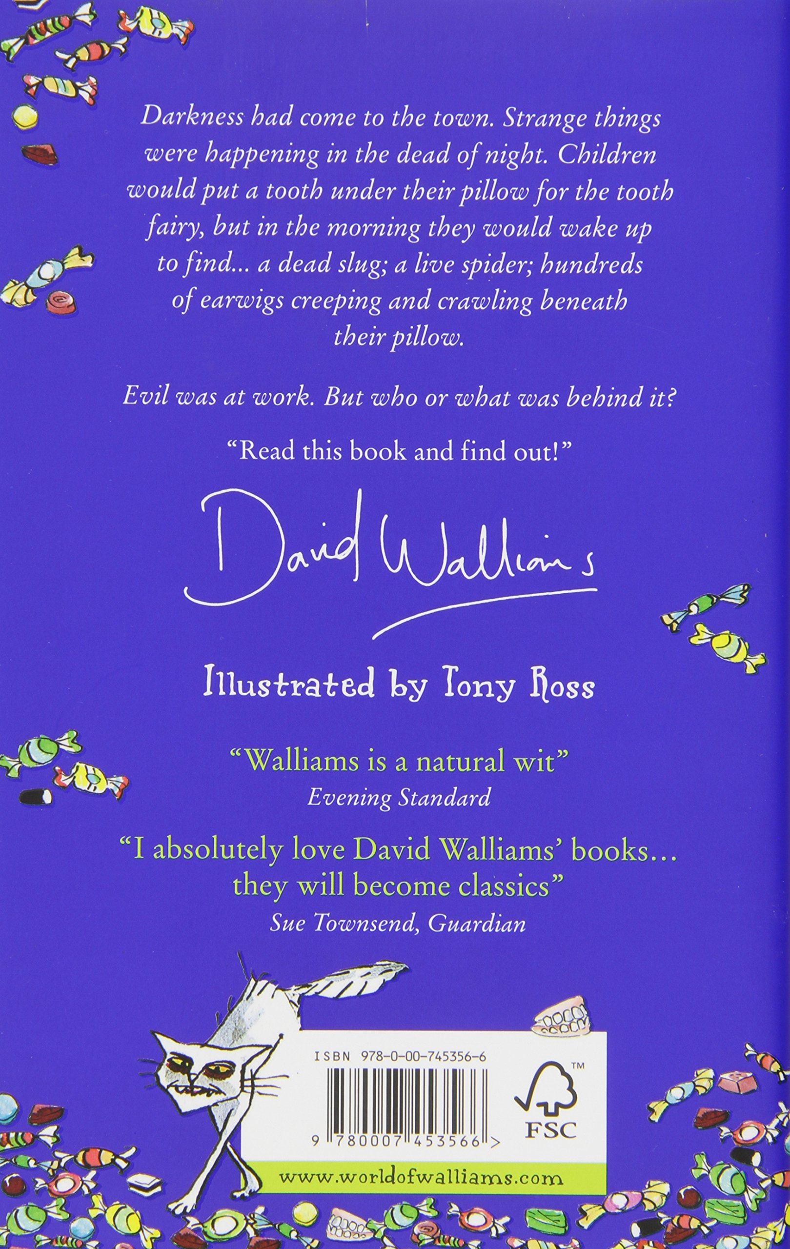 Reviews children s book review demon dentist david walliams - Reviews Children S Book Review Demon Dentist David Walliams 1