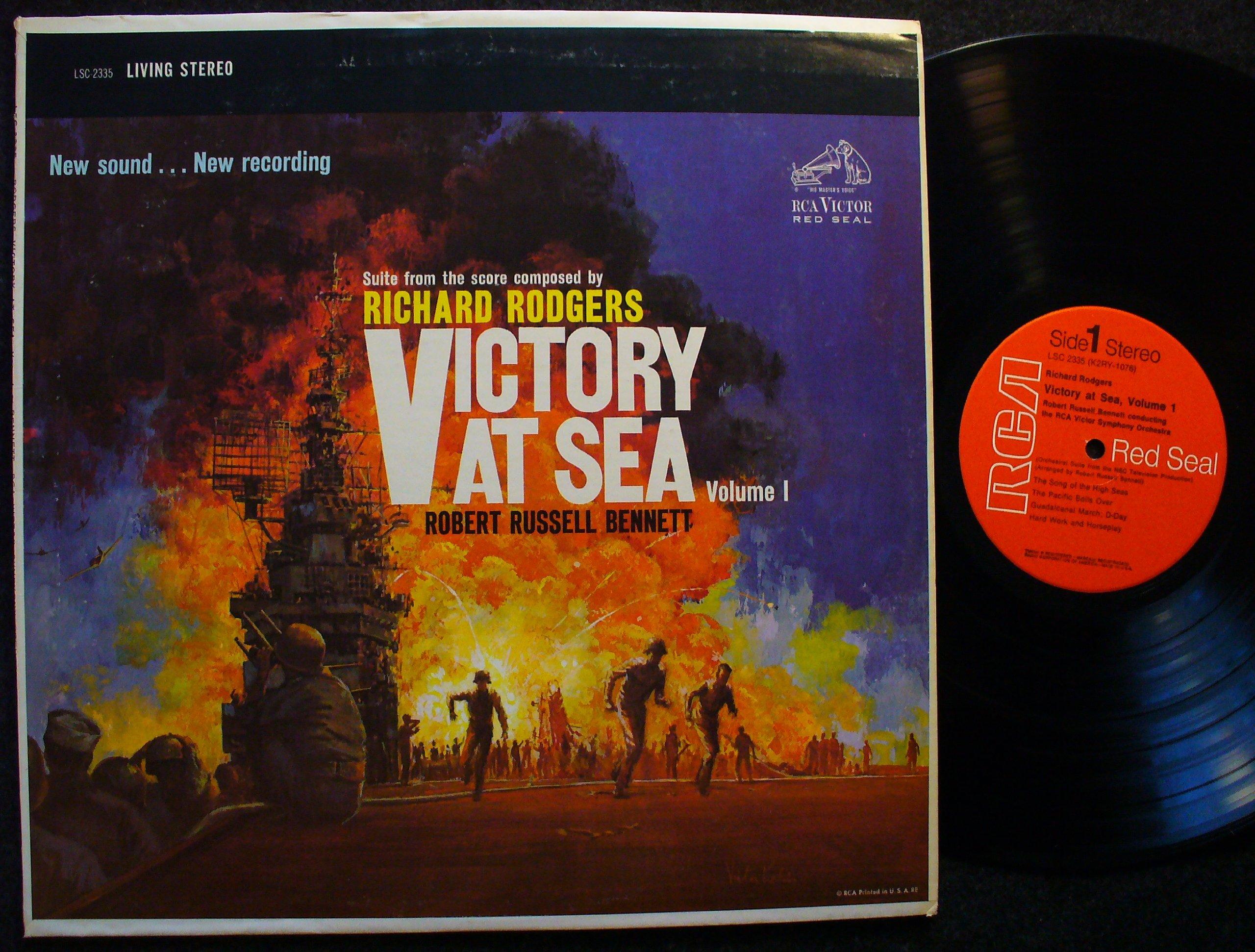 Victoria en el mar vol. 1