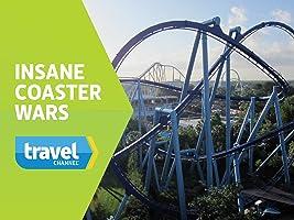 Insane Coaster Wars Season 1