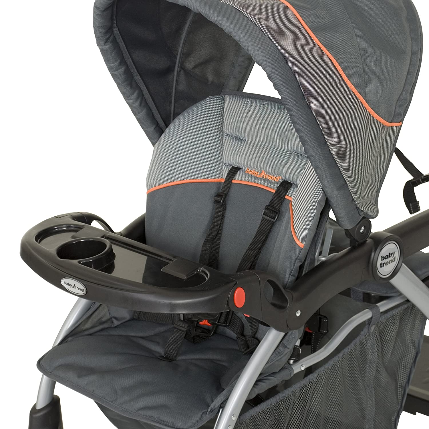 Amazon Baby Trend Sit N Stand DX Stroller Vanguard Baby Trend Double Stroller Baby