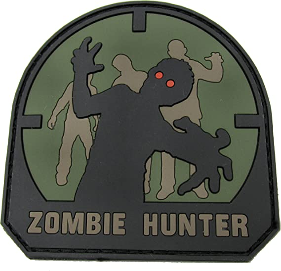 50 pcs zombie hunter outbreak response team usa military tactical.