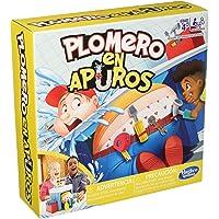 Hasbro Gaming Plomero en Apuros Board Game