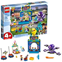 Deals on LEGO Disney Pixar's Toy Story 4 Buzz & Woody's Carnival Mania