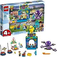 LEGO Disney Pixar's Toy Story 4 Buzz Lightyear & Woody's Carnival Mania 10770 Building Kit (230 Pieces)
