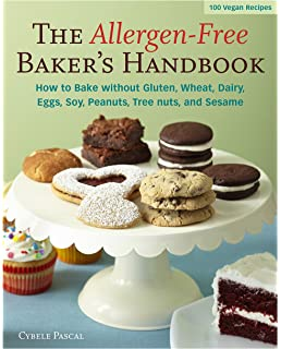 The whole foods allergy cookbook 2nd edition two hundred gourmet the allergen free bakers handbook forumfinder Choice Image