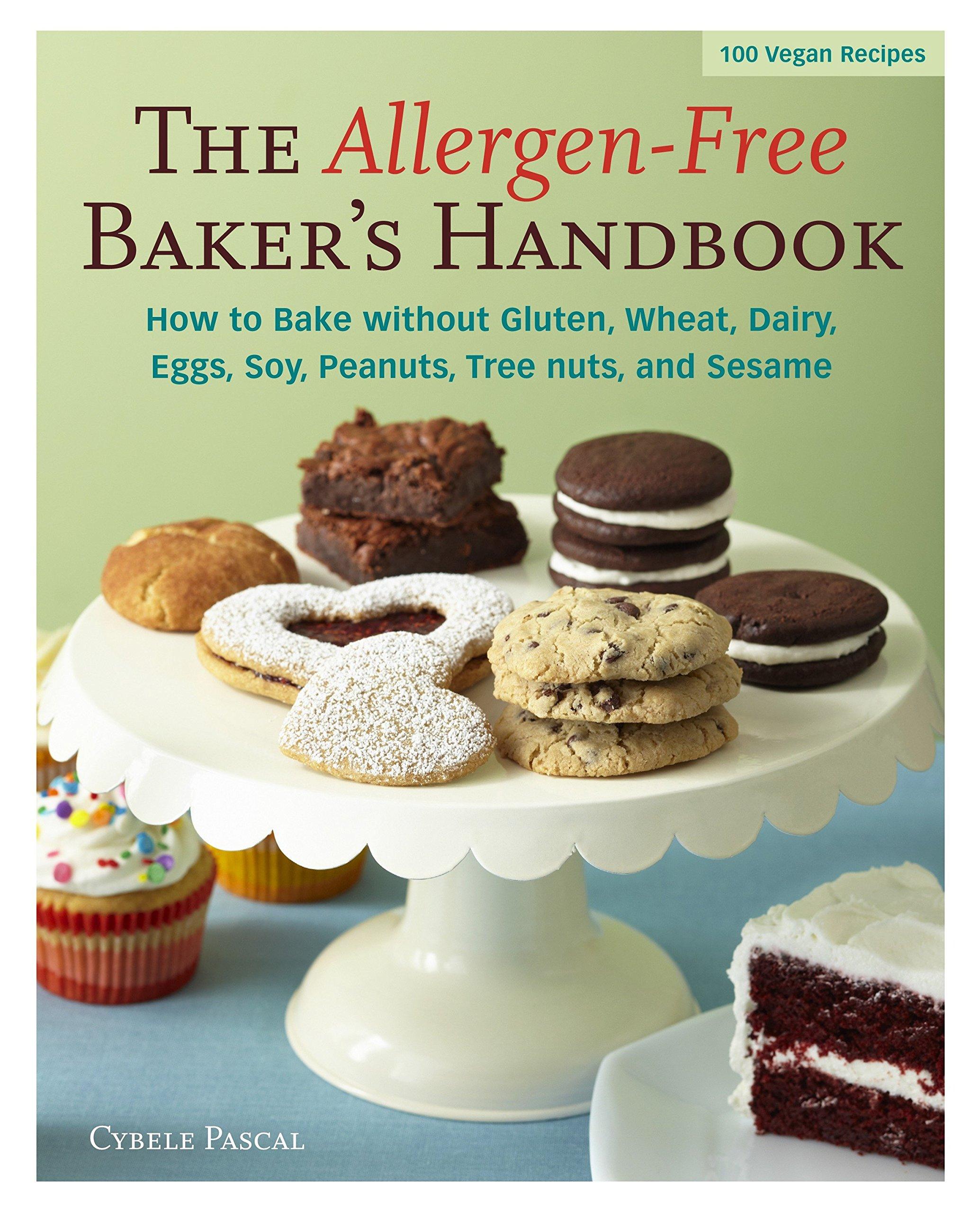 The Allergen-Free Baker's Handbook pdf epub