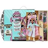 LOL Surprise OMG Muñeca de Moda Sunshine GURL - con 20 sorpresas, Ropa y Accesorios de Moda - Serie 4.5 - Coleccionable - Eda