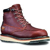 Timberland PRO Men's Gridworks Moc Soft Toe Waterproof Industrial Boot