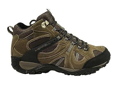 Merrell Men's Yokota Trail Mid Waterproof Hiking Boots (9 D(M) US,