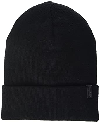 Wrangler Men s Basic Beanie Black 3cd6de8f2be5
