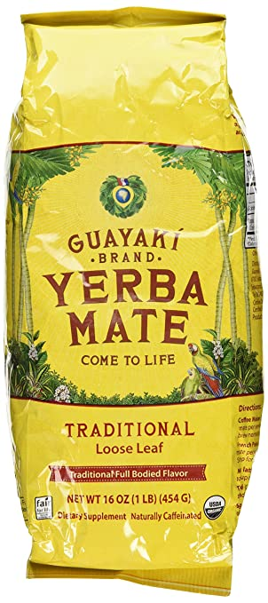GUYAKI Yerba Mate Tea