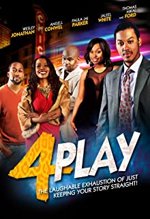 Book Cover: 4 Play