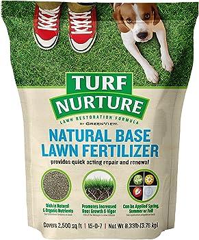GreenView 2756714 Turf Nurture Natural Fertilizer For Green Grass