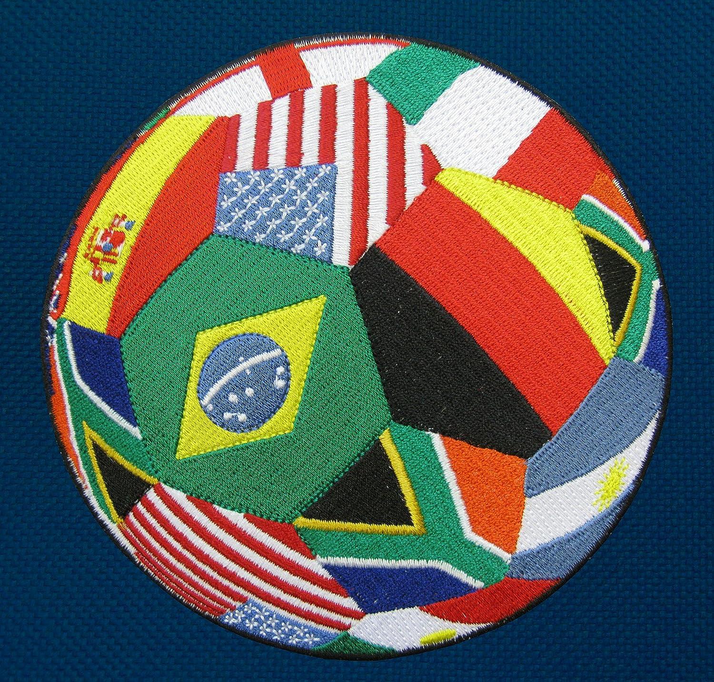 Amazon.com   World Cup Fan Toiletry Bag Or Hanging Mens Soccer Shaving Kit    Beauty de0b356fc5d57