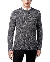 Calvin Klein Men's Mouline Boucle Sweater