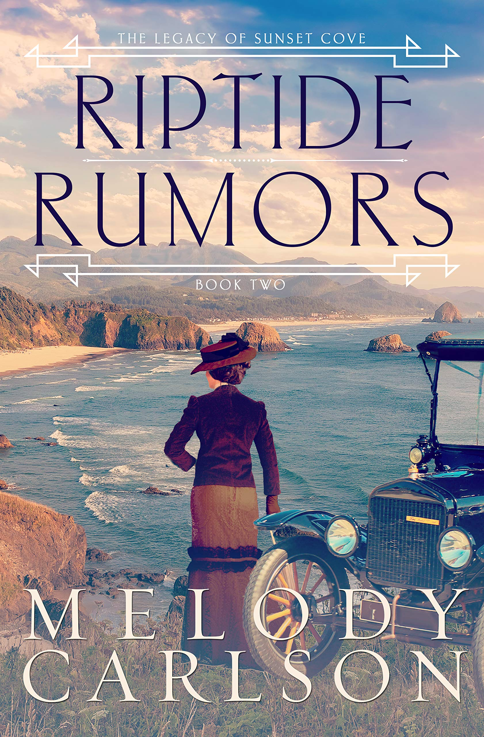 Riptide Rumors (The Legacy of Sunset Cove Book 2) por Melody Carlson