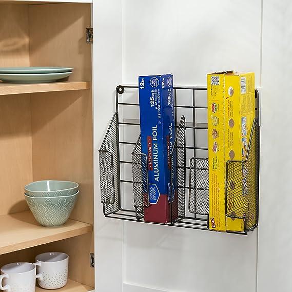 Amazon.com: Home Basics Wrap Organizador: Home & Kitchen
