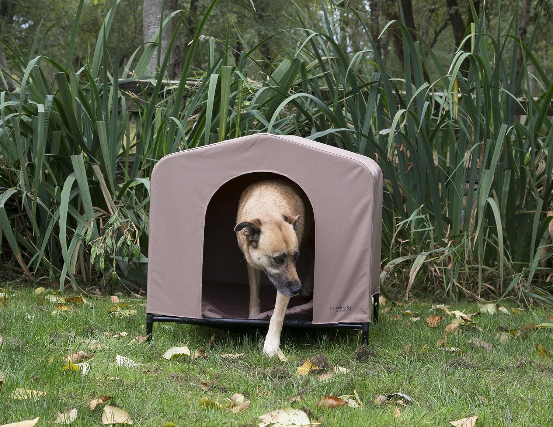 Amazon.com: Caseta y refugio para perros Heininger ...