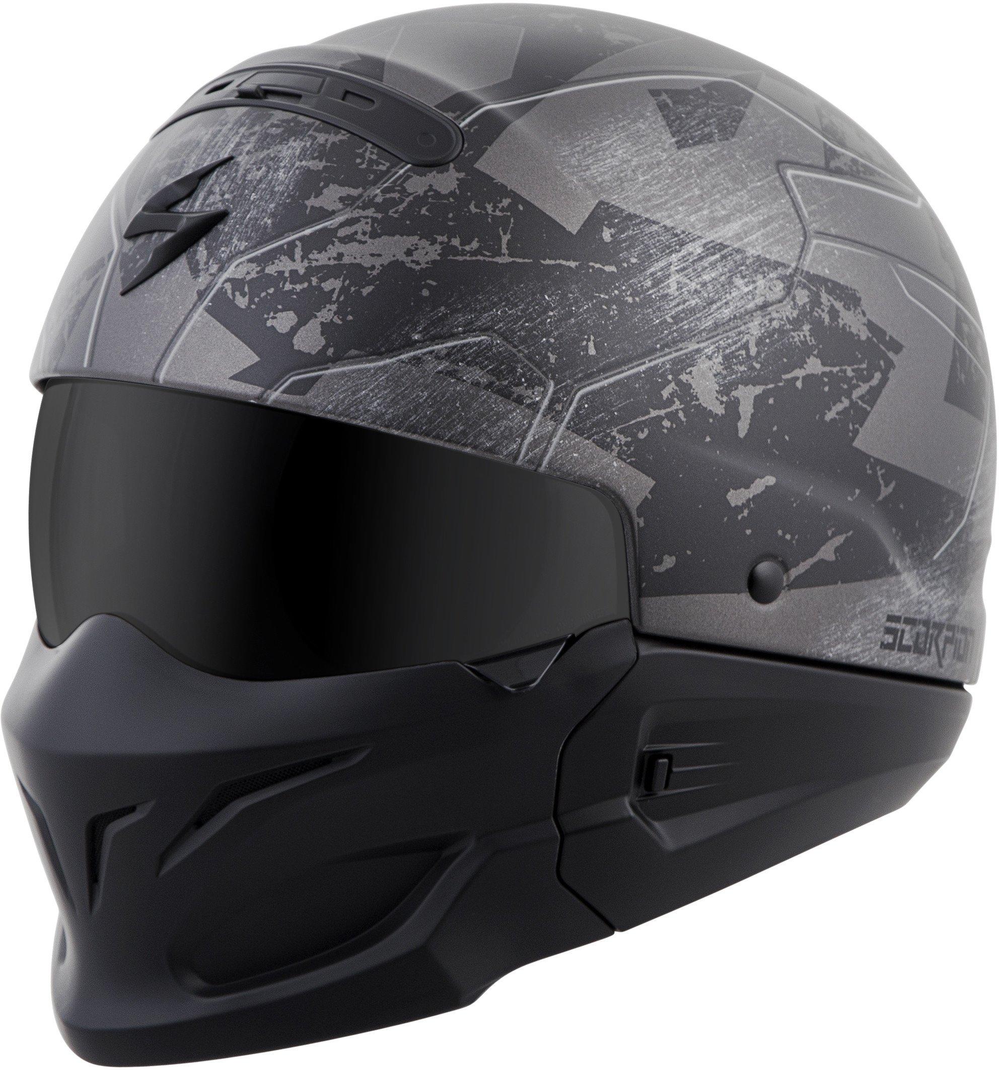 ScorpionExo Covert Unisex-Adult Half-Size-Style Ratnik Helmet (Phantom, X-Large)