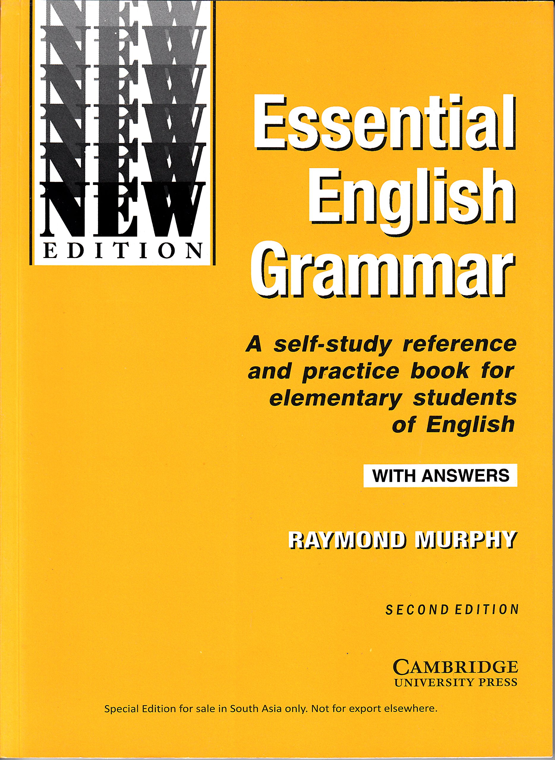 Buy essential english grammar with answers book online at low prices in india essential english grammar with answers reviews ratings amazon in