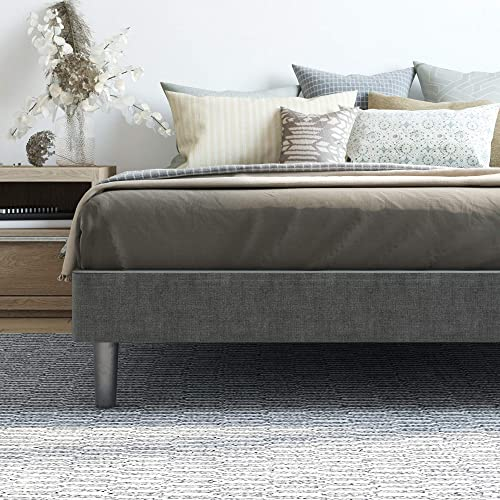 Classic Brands Claridge Upholstered Mattress Foundation