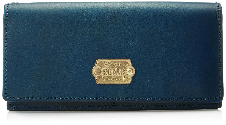 (ローター) ROTAR Work plate Long Wallet rt1689021 B078XB4M6C Free ブルー ブルー Free