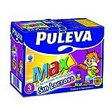 Puleva Leche Max Energía y Crecimiento sin Lactosa - Pack 6 x 1 L - Total: 6 L
