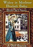 Widow in Mistletoe: A Dark Regency (Brides by Chance Book 7)