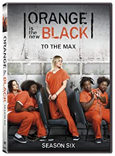 Book Cover: Orange Is The New Black Ssn 6