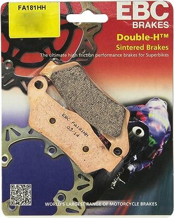 EBC Double-H Sintered Brake Pads FA181HH