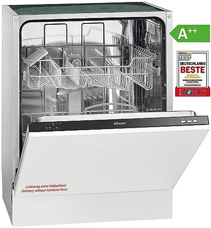 Bomann GSPE 892 empotrable de lavavajillas/vollintegriert/60 cm ...