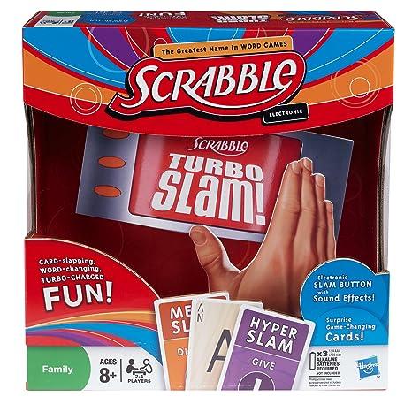 Scrabble Slam de juego electrónico de Turbo Inglés versión