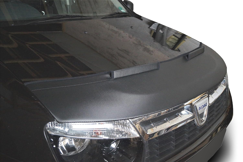 Haubenbra Duster CARBON Bra Automaske Steinschlagschutz TUNING Steinschlagschutzmaske