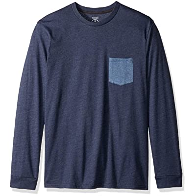 Volcom Men's New Twist Long Sleeve Pocket Tee
