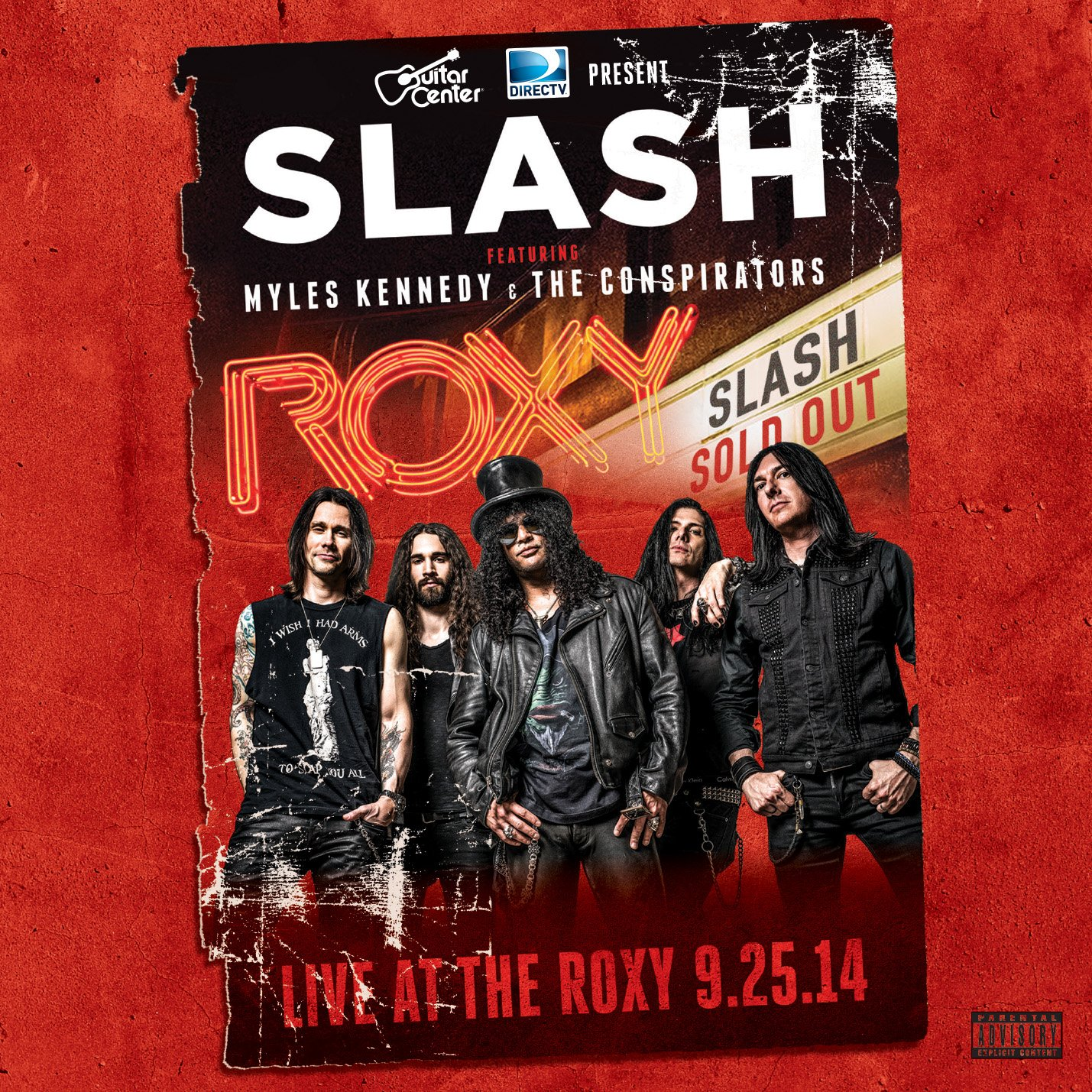 Live At The Roxy 09.25.14 [2 CD] by Armoury Records