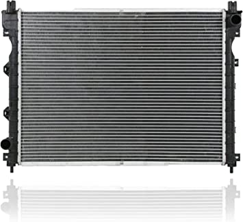 Radiator For//Fit 2870 02-05 Land Rover Freelander Plastic Tank Aluminum Core