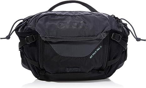EVOC Sports GmbH HIP Pack PRO 3l bolso de cadera, negro / gris ...