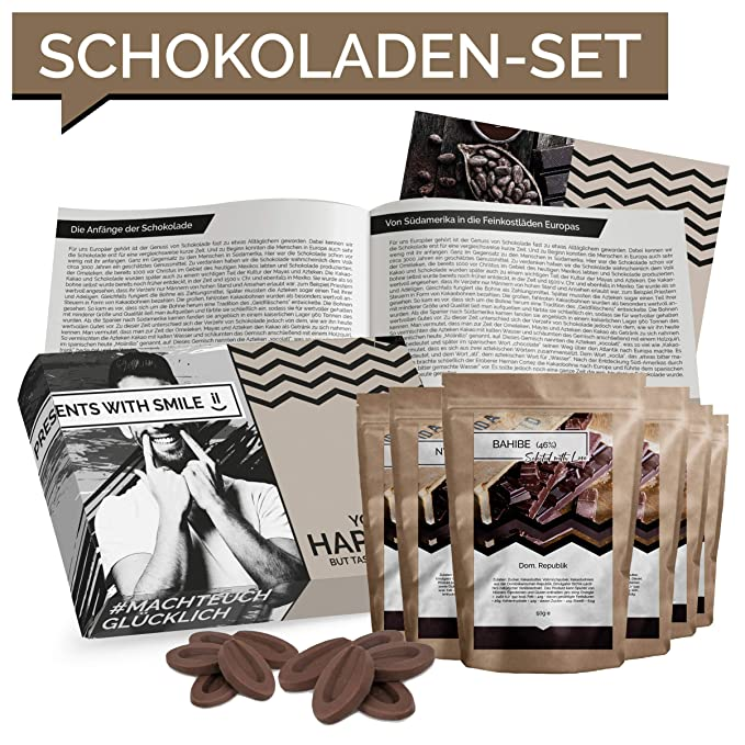 Chocolate Gift Set Chocolate de todo el mundo Gift Box ...