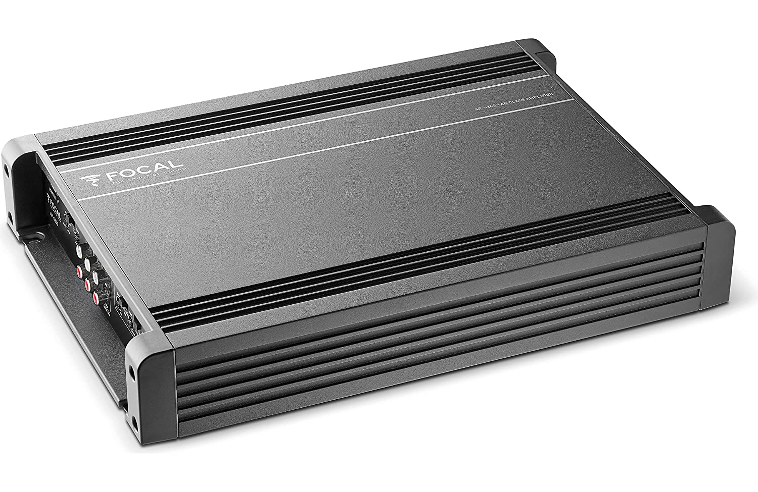70RMS4 190RMS2 Focal Performance Auditor AP-4340SI 4//3//2 Channel Car Amplifier Focal France AP4340SI