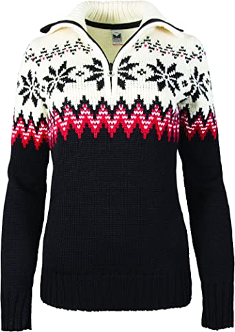 Dale of Norway Sweater Myking Femenina