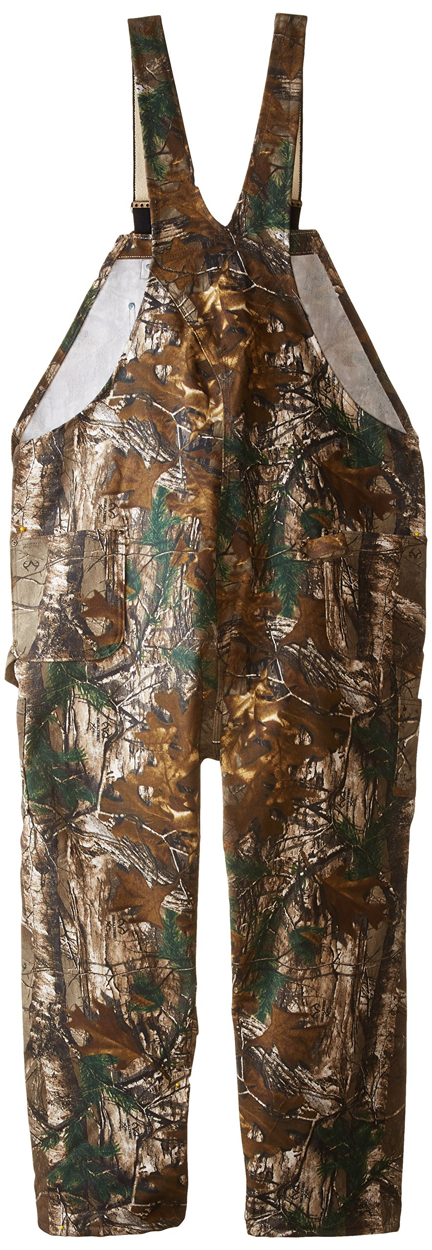 Carhartt Men's Big & Tall Quilt Lined Camo Bib Overalls,Realtree Xtra,XXX-Large Short by Carhartt (Image #2)