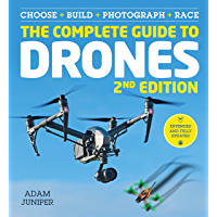 The Complete Guide to Drones book cover