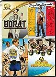 Borat / Napoleon Dynamite / Reno 911 / Super Troopers Quad Feature