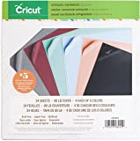 Cricut Textured Cardstock, 12-Inch by 12-Inch, Antiquity