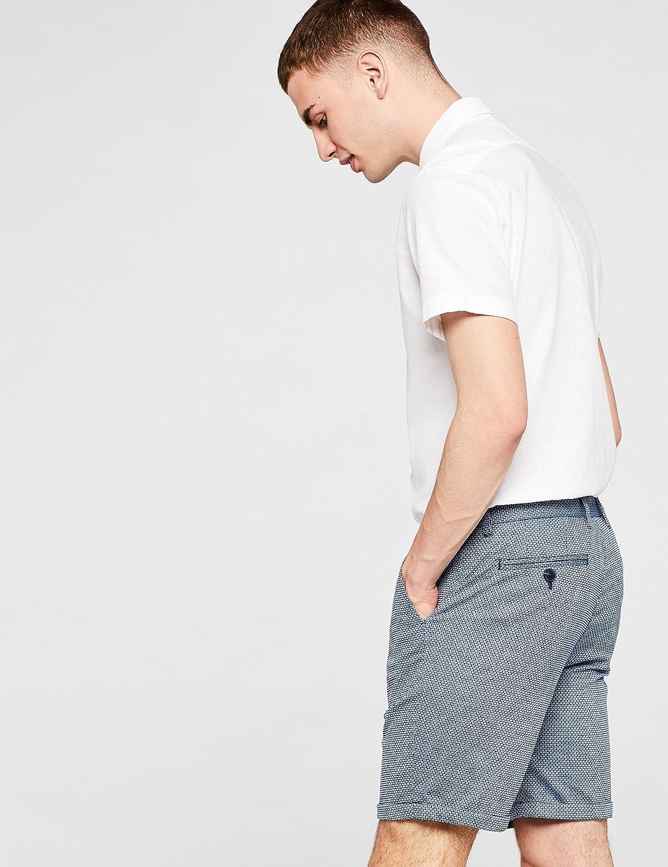 Pantaloncini Slim Fit Uomo find Marchio