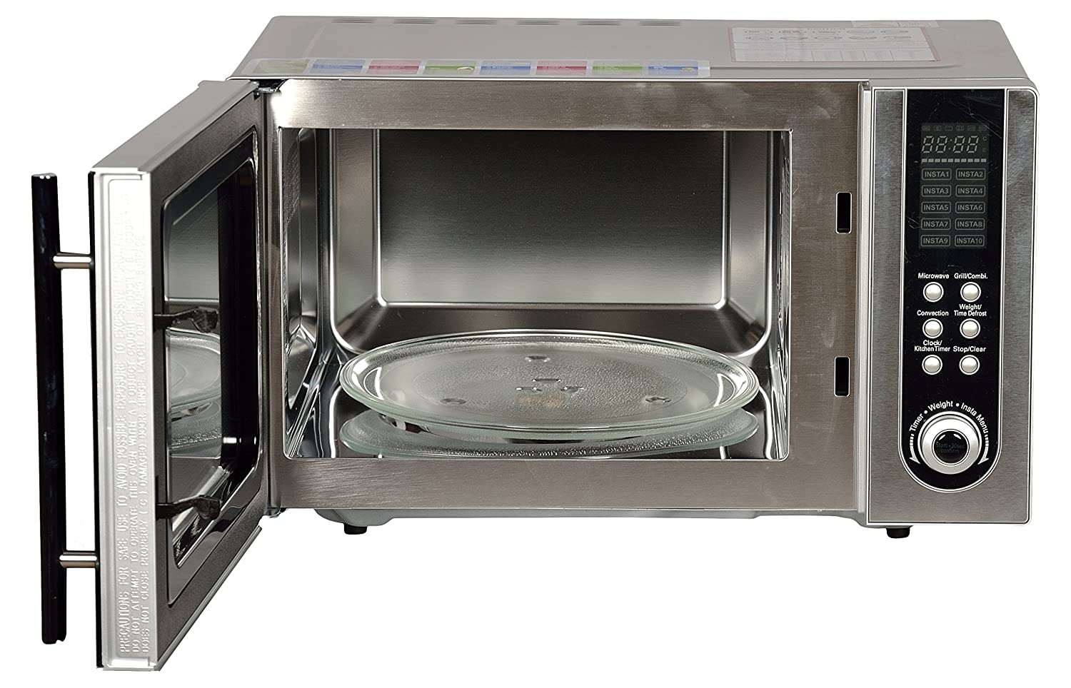 Godrej 23 L Convection Microwave Oven (GMX 23CA1 MKM, Sliver): Amazon.in:  Home & Kitchen