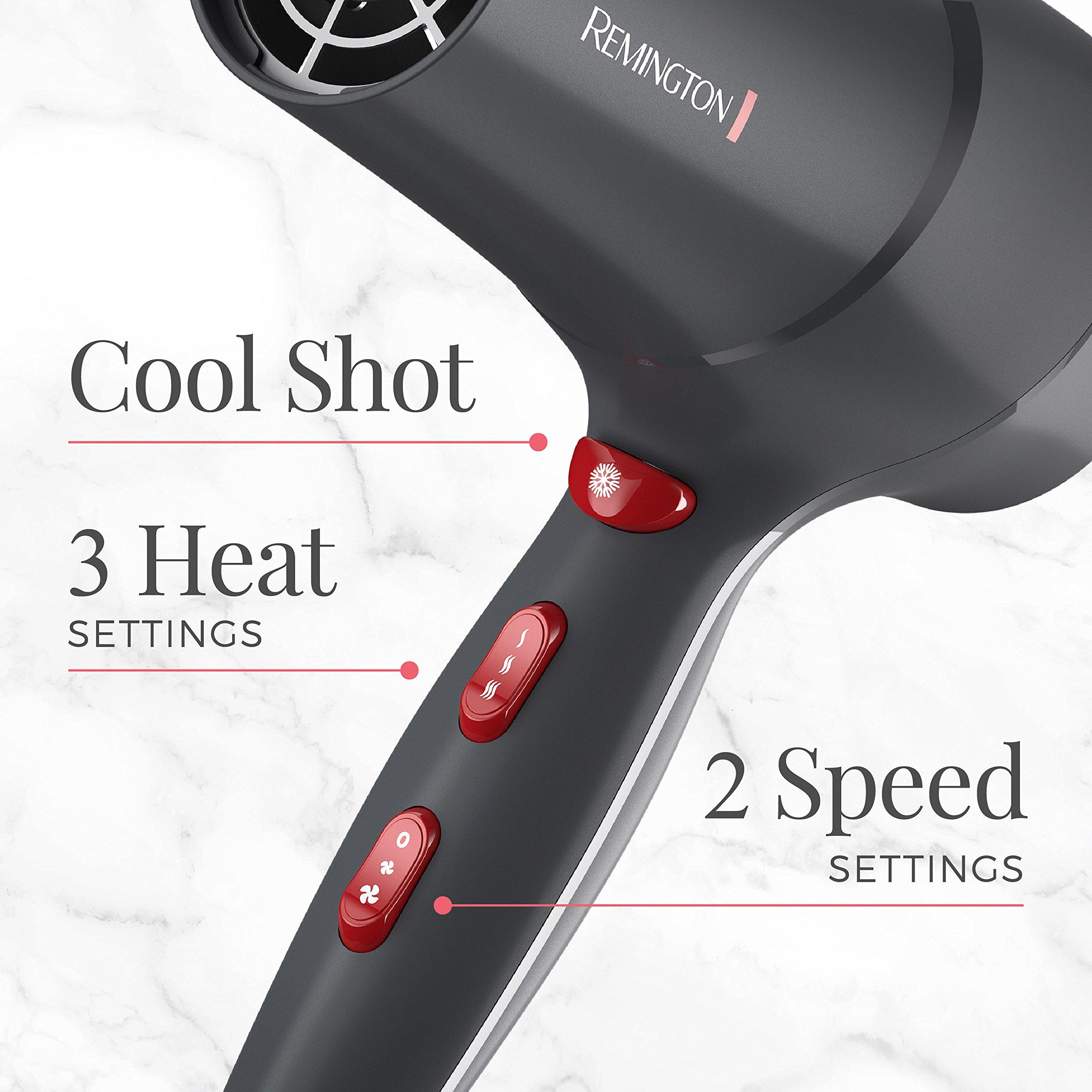 Remington Max Comfort Hair Dryer, D3200 by Remington (Image #2)